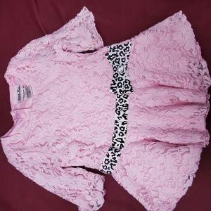 Little Lass Light Pink Dress